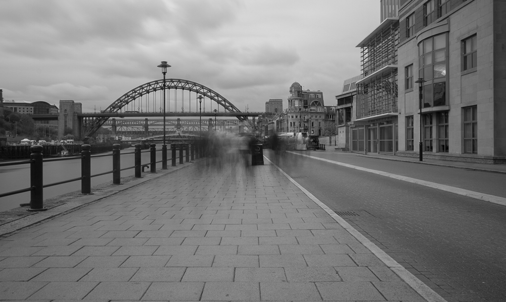 Quayside Ghosts