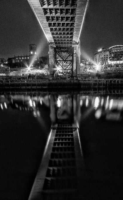 Tyne Bridge Reflection