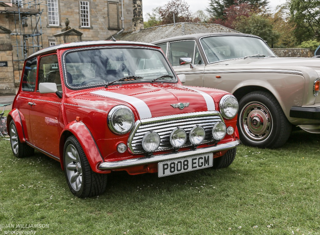 Wallington Hall Car Show 15th May 2016-8842