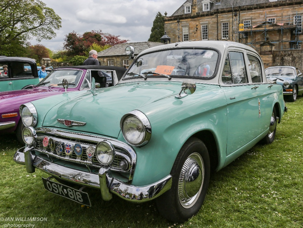 Wallington Hall Car Show 15th May 2016-8861