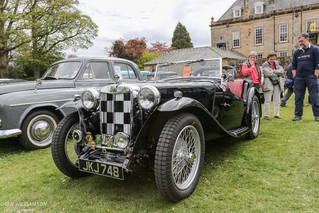 Wallington Hall Car Show 15th May 2016-8863