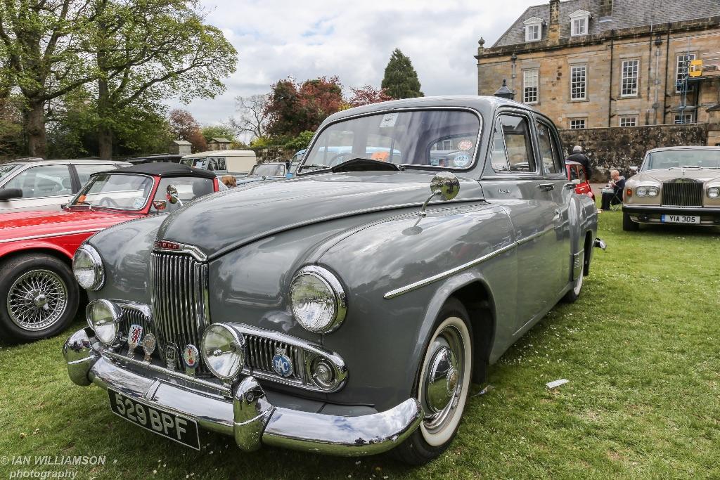 Wallington Hall Car Show 15th May 2016-8866