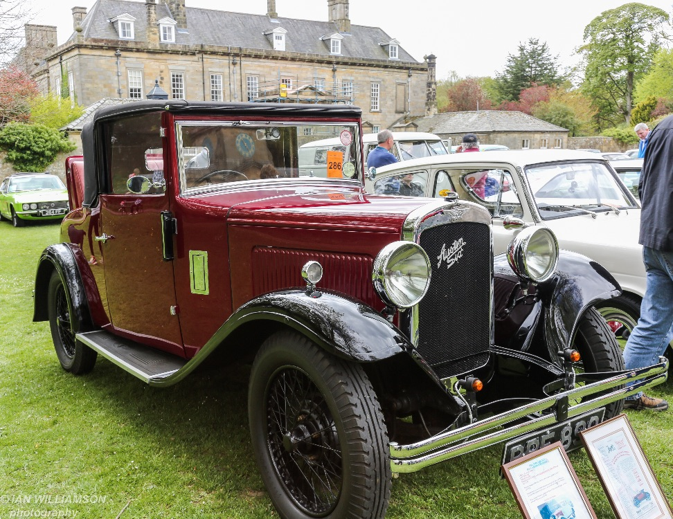 Wallington Hall Car Show 15th May 2016-8869