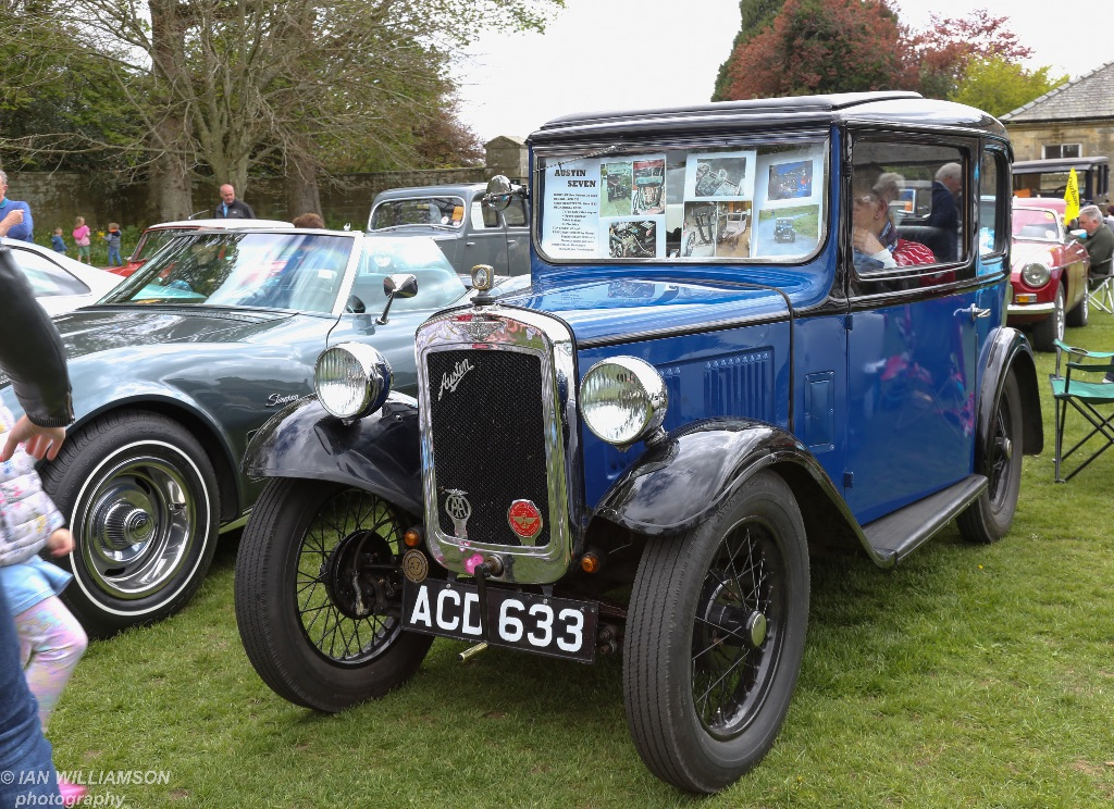 Wallington Hall Car Show 15th May 2016-8874