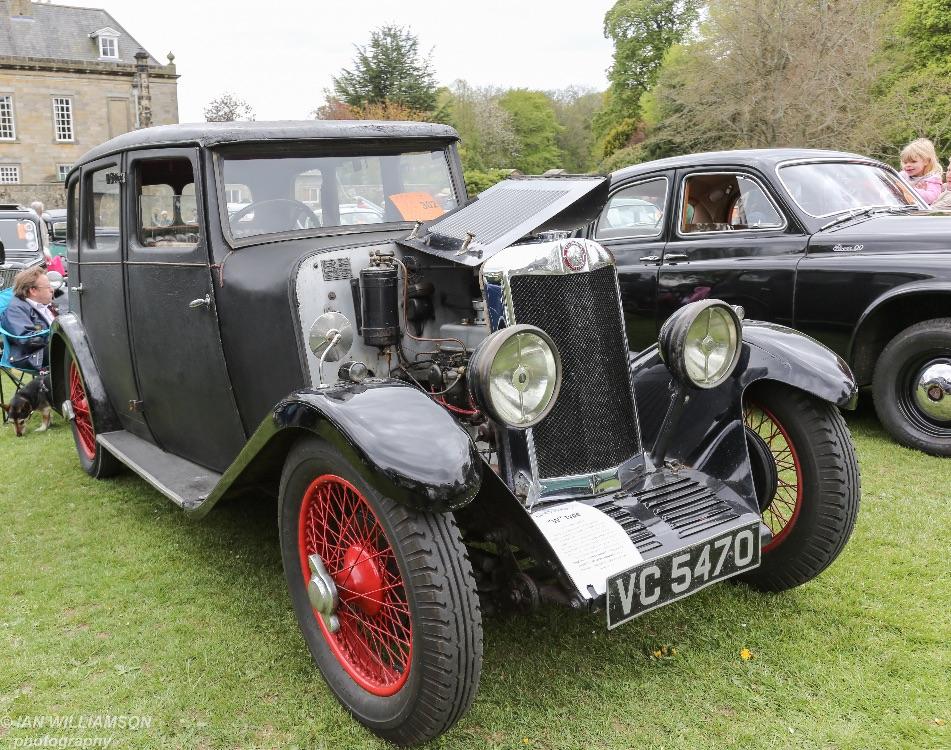 Wallington Hall Car Show 15th May 2016-8883