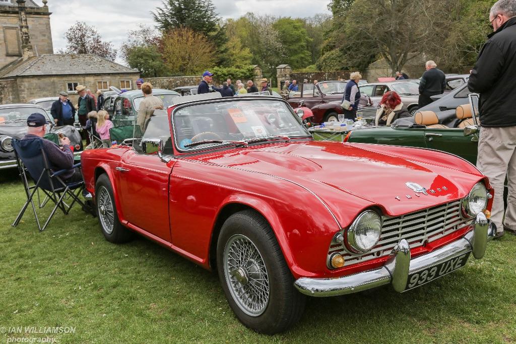 Wallington Hall Car Show 15th May 2016-8885