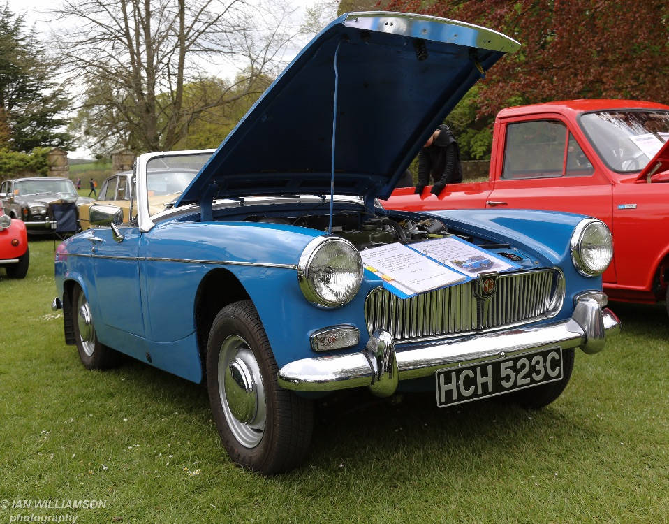 Wallington Hall Car Show 15th May 2016-8889