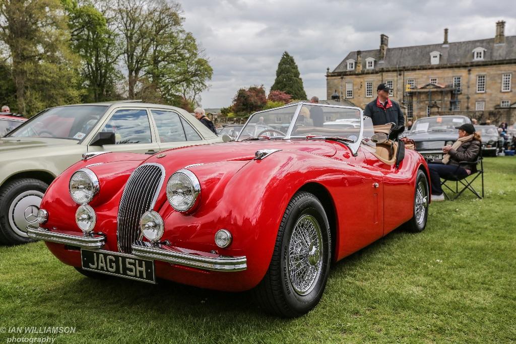 Wallington Hall Car Show 15th May 2016-8902