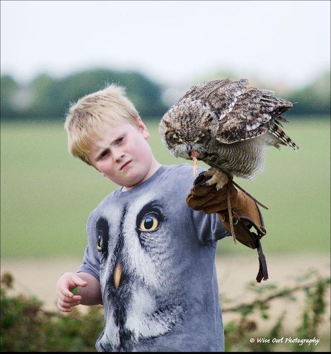 Siberian Eagle Owl 8