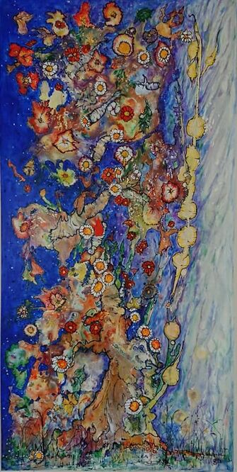 The Doodle Tree - Elaine Winter