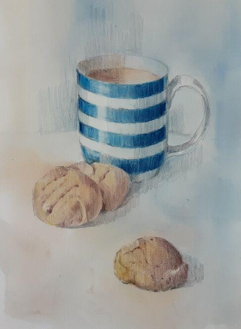 Sue's Biscuits - Liz Seward