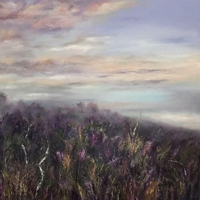 Across the Heather - Julia Aspin