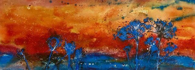 Blue Night - Louise Rowe
