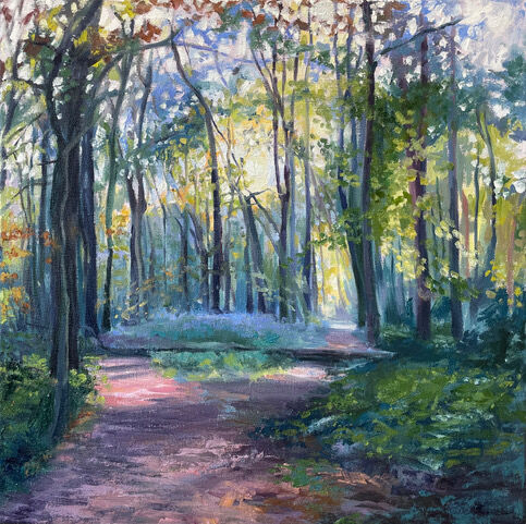Surrey Woodland Walk - Hannah Bruce