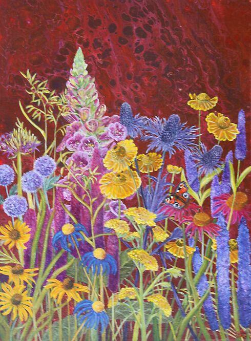 Cottage Garden – Sue Reynolds
