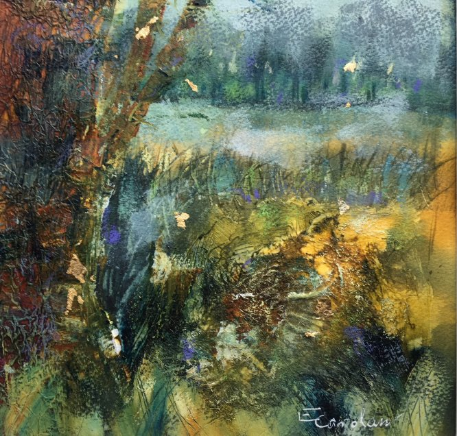 Elisabeth Carolan - Misty Autumn Morning