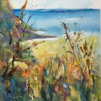 Elisabeth Carolan - Sunny Bay, North Cornwall