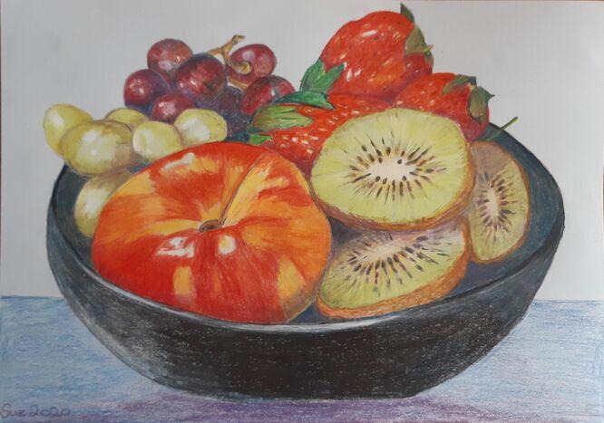 Fruit Salad – Sue Hinton