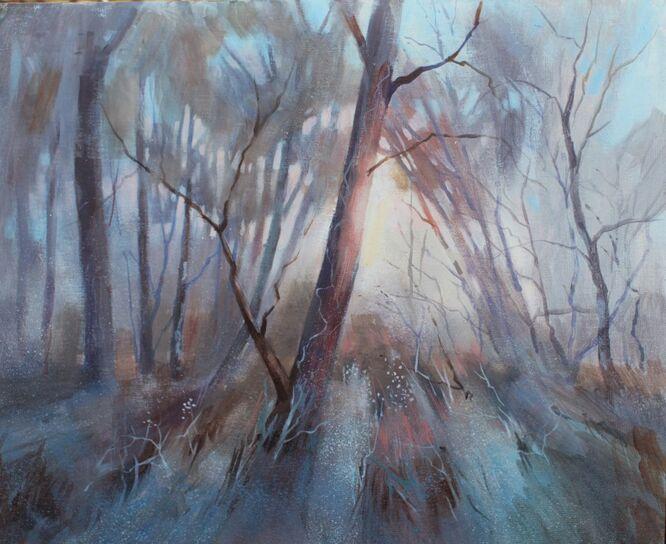 Frosted Wood - Liz Seward SWA