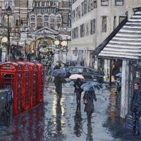Hannah Bruce - London - Raining As Usual