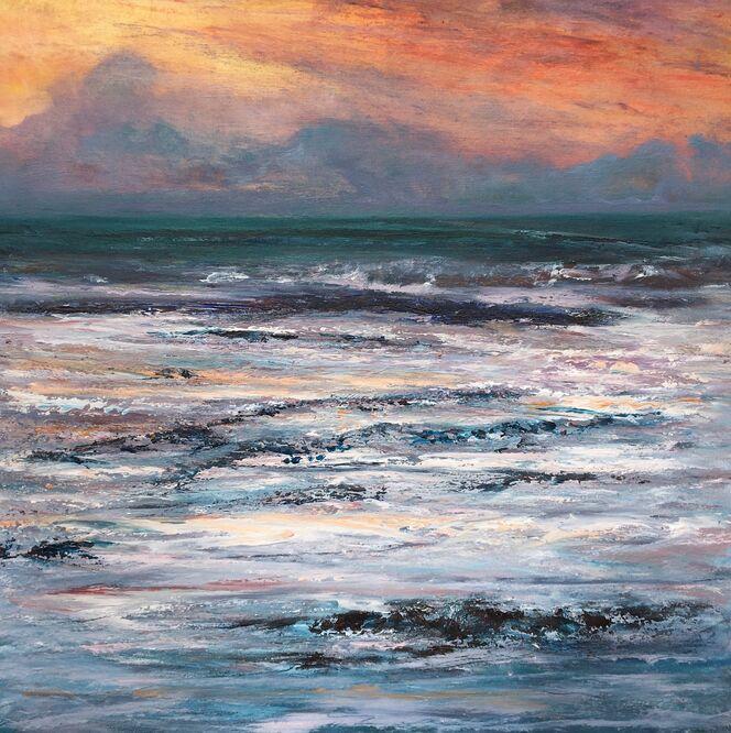 Sunset Corsica - Bara Aylwin