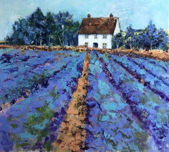 French Lavender - Fran Bunting