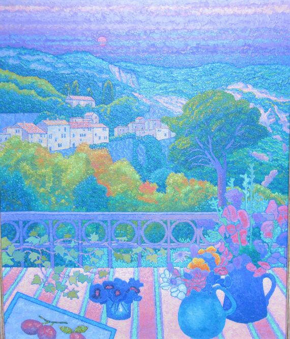 Le Balcon Provence - Philip Moloney