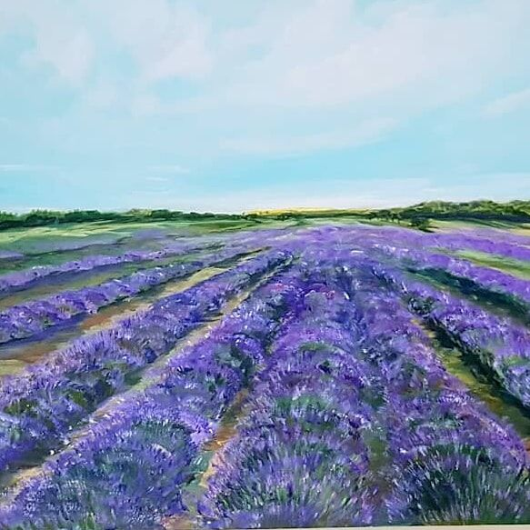 Lavender Dream - Yana Linch