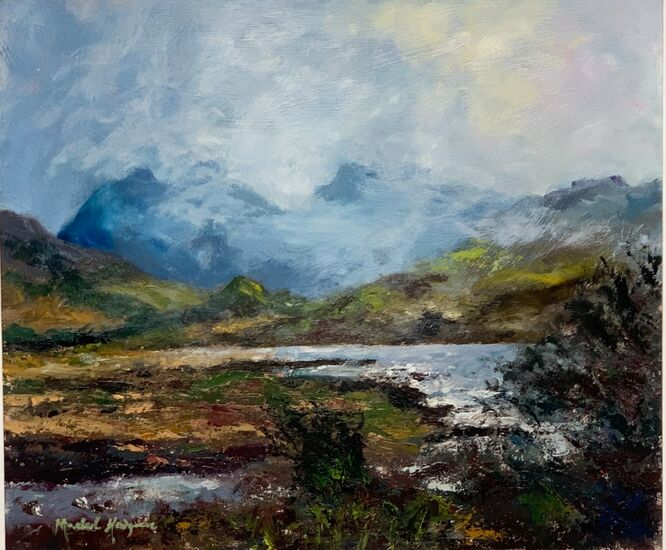 Top of the Loch - Michael Hedgecoe