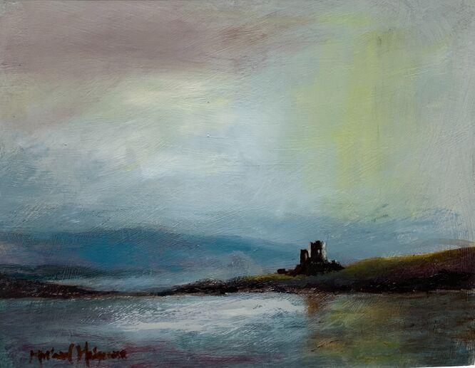Assynt Ruin - Michael Hedgecoe