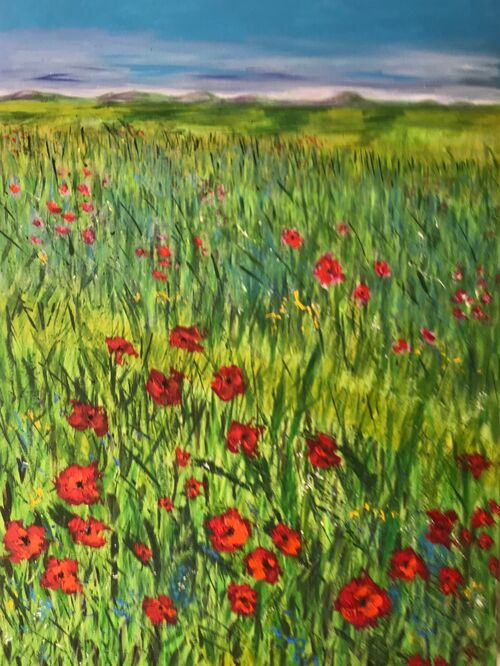 Poppies - Jo Curran