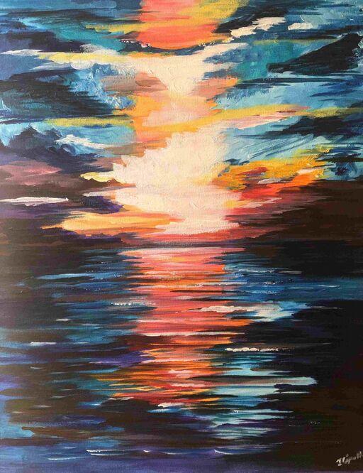 Sundown - Tracey Cipullo