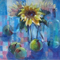 Liz Seward - Sunflowers