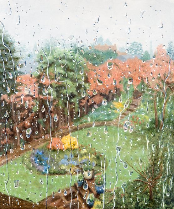 Margaret Sharpe - April Showers