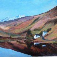 Margaret Sharpe - Scottish Loch