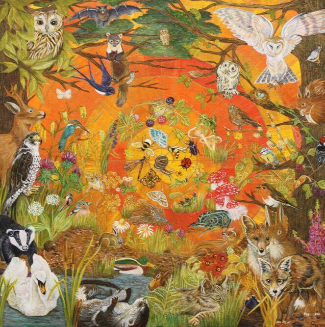 Nature Calling - Sue Reynolds