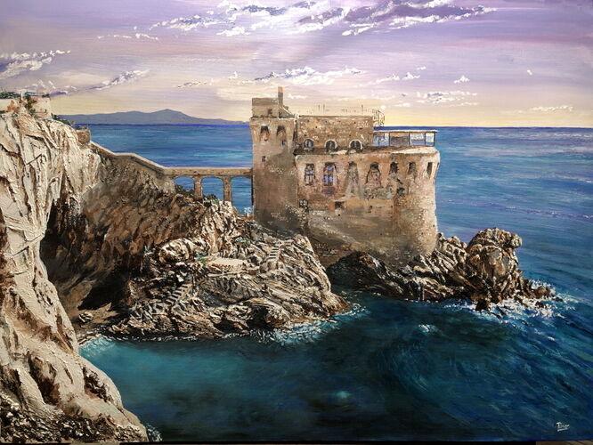 Norman Tower, Maiori, Amalfitan Coast - Pino Cammisa