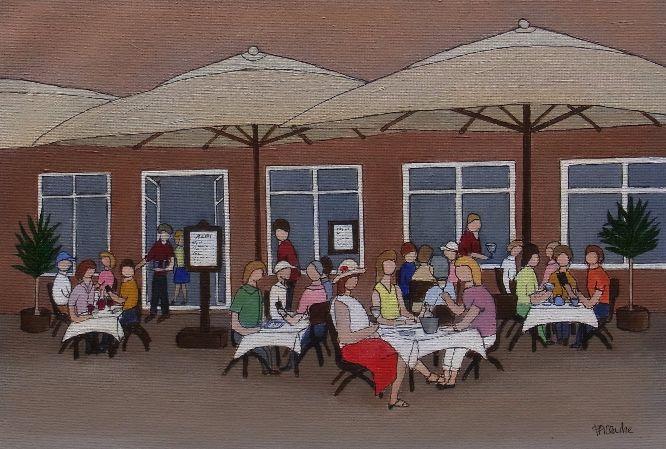 Pat Clarke - Cafe Society