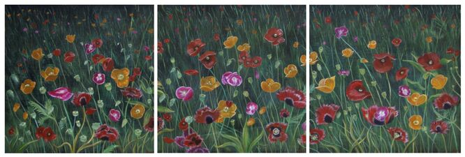 Poppy Meadow - Sue Reynolds