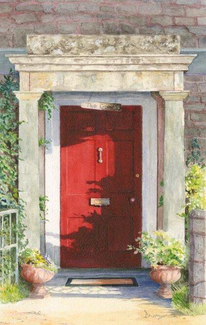Red Door 2 - David Drury