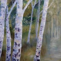 Ros O'Connor - Birches