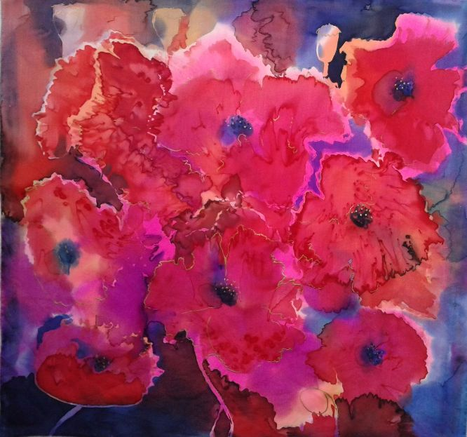 Ros O'Connor - Poppies