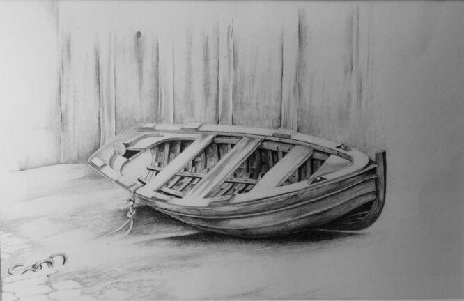 Rowing Boat - Julia Jacs
