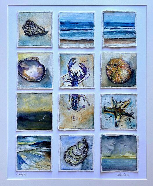 Sea Salt - Louise Rowe