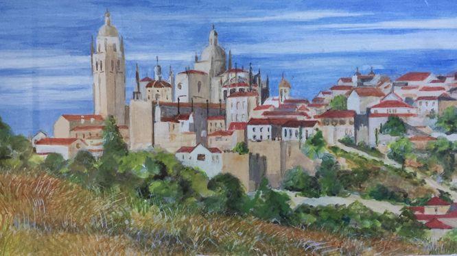 Segovia - Janice Cross