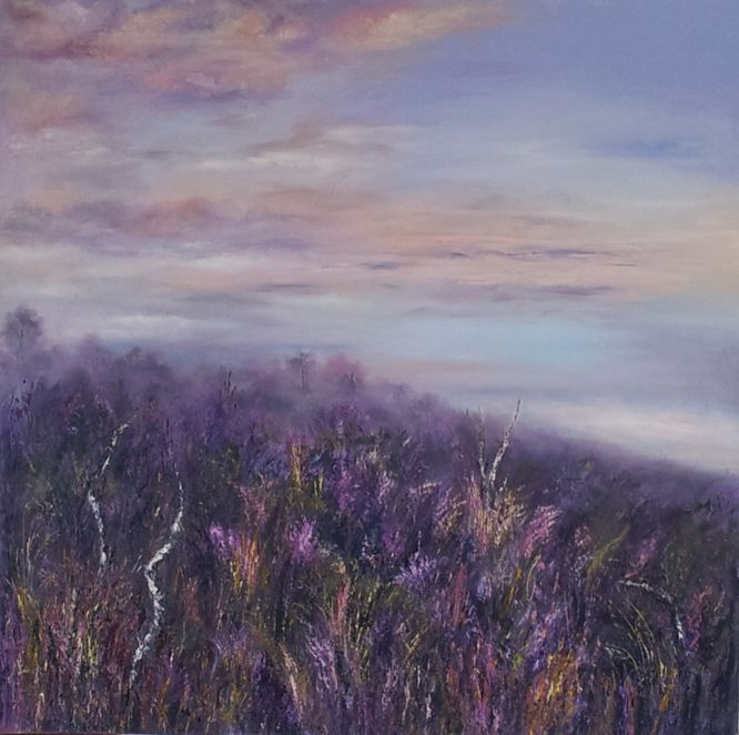 Spring 2019 - Julia Aspin - Across the Heather