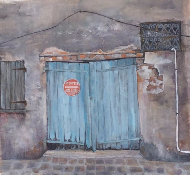 Sue Hinton - Garage Ste Maxime