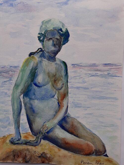 The Little Mermaid, Copenhagen – Brian Blair