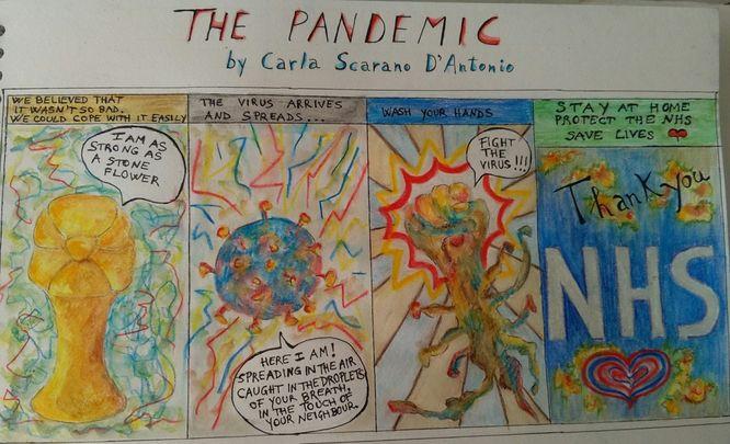 The Pandemic - Carla Scarano