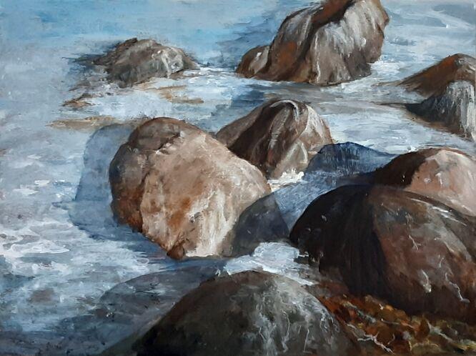 Water's Edge - Sue Hinton